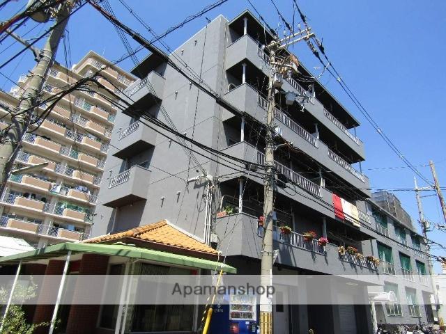 大阪府東大阪市、弥刀駅徒歩11分の築33年 5階建の賃貸マンション