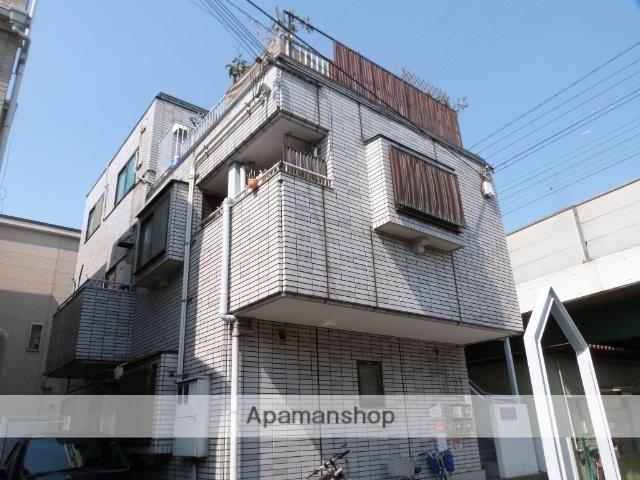 大阪府八尾市、弥刀駅徒歩10分の築28年 3階建の賃貸マンション