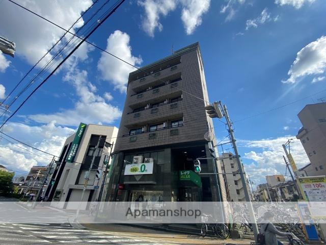 大阪府東大阪市、JR河内永和駅徒歩9分の築21年 6階建の賃貸マンション