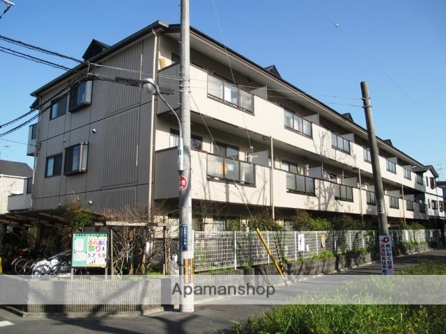 大阪府東大阪市、長瀬駅徒歩25分の築29年 4階建の賃貸マンション