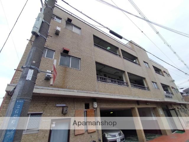 大阪府東大阪市、額田駅徒歩23分の築47年 3階建の賃貸マンション