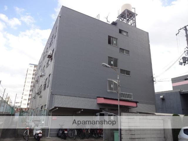 大阪府東大阪市、長瀬駅徒歩20分の築27年 4階建の賃貸マンション