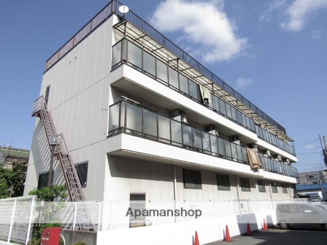 大阪府東大阪市、長瀬駅徒歩23分の築26年 3階建の賃貸マンション