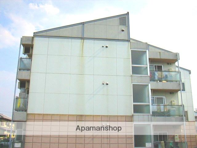 大阪府東大阪市、弥刀駅徒歩8分の築21年 3階建の賃貸マンション