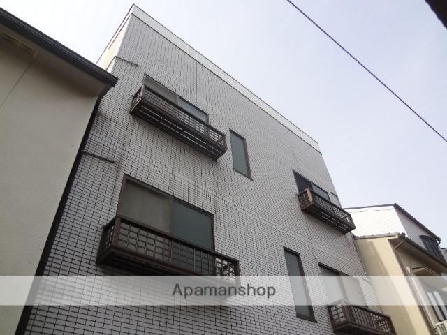 大阪府東大阪市、JR河内永和駅徒歩12分の築28年 3階建の賃貸マンション