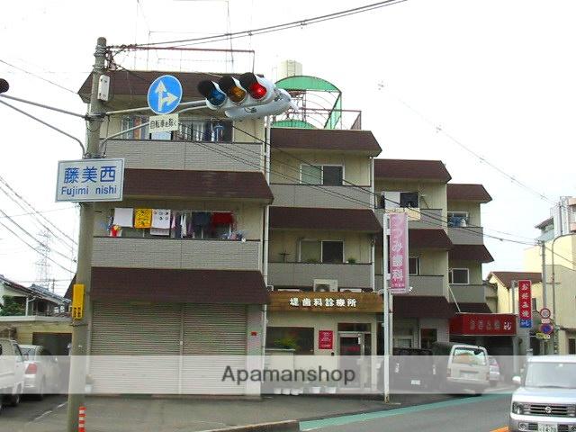 大阪府東大阪市、弥刀駅徒歩10分の築36年 3階建の賃貸マンション