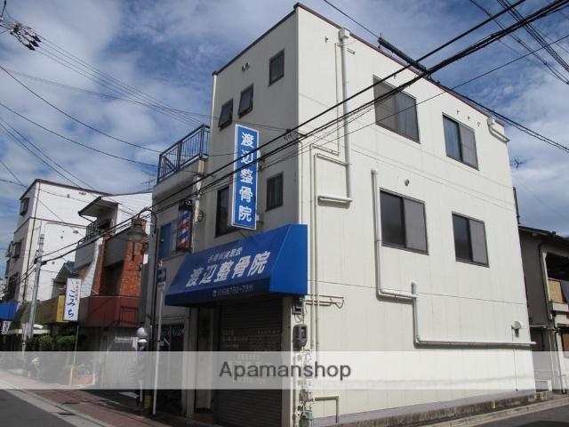 大阪府東大阪市、長瀬駅徒歩21分の築31年 3階建の賃貸マンション