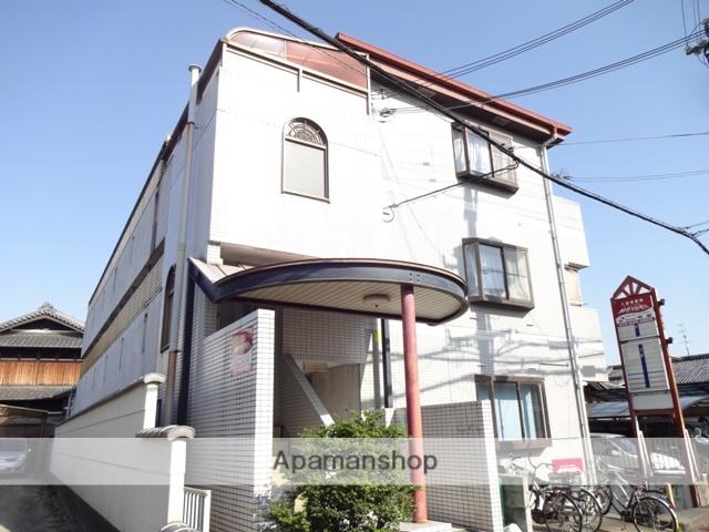 大阪府枚方市、長尾駅徒歩4分の築30年 3階建の賃貸マンション