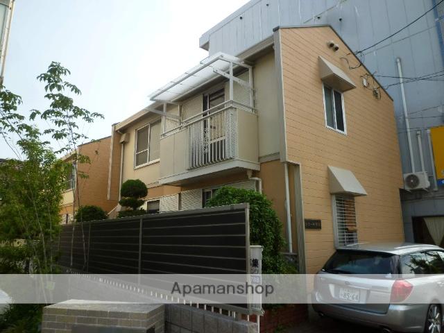 大阪府守口市、西三荘駅徒歩10分の築28年 2階建の賃貸アパート