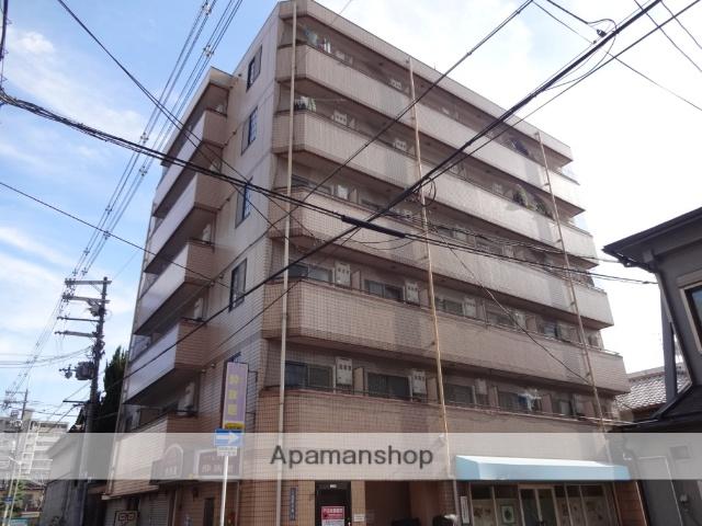 大阪府守口市、守口市駅徒歩7分の築25年 6階建の賃貸マンション