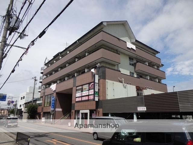 大阪府交野市、星田駅徒歩4分の築22年 6階建の賃貸マンション