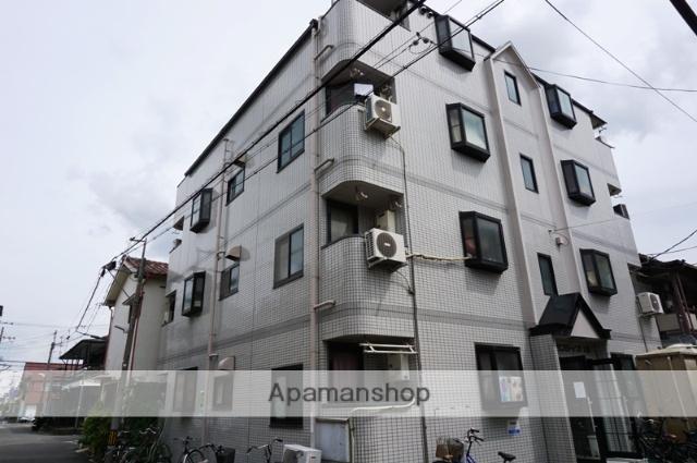 大阪府守口市、西三荘駅徒歩12分の築24年 4階建の賃貸マンション