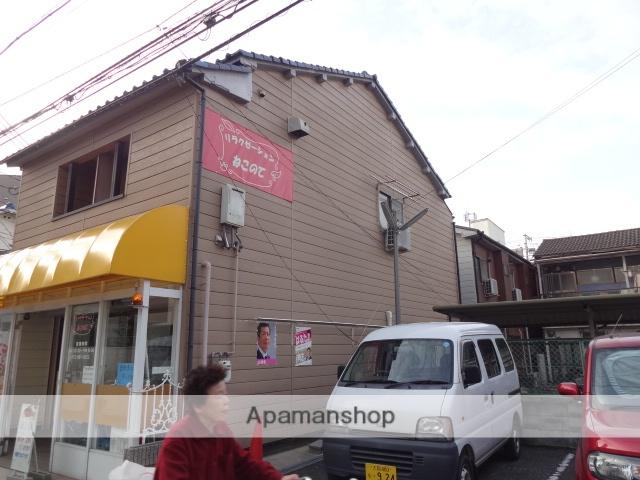 大阪府門真市、萱島駅徒歩14分の築46年 2階建の賃貸アパート