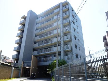 大阪府守口市、古川橋駅徒歩17分の築9年 8階建の賃貸マンション