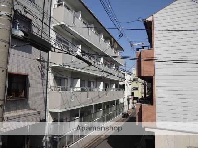 大阪府門真市、古川橋駅徒歩16分の築25年 4階建の賃貸マンション
