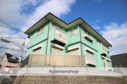 大阪府枚方市、樟葉駅徒歩20分の築23年 2階建の賃貸アパート