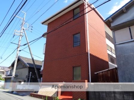 大阪府枚方市、藤阪駅徒歩24分の築31年 3階建の賃貸アパート