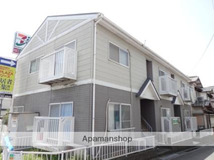 大阪府枚方市、藤阪駅徒歩19分の築20年 2階建の賃貸アパート