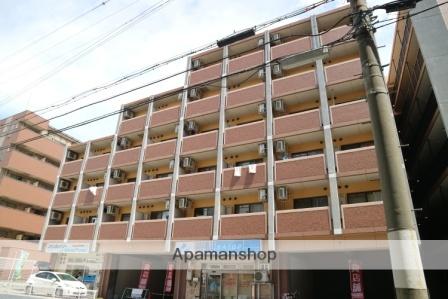 大阪府枚方市、津田駅徒歩3分の築15年 6階建の賃貸マンション