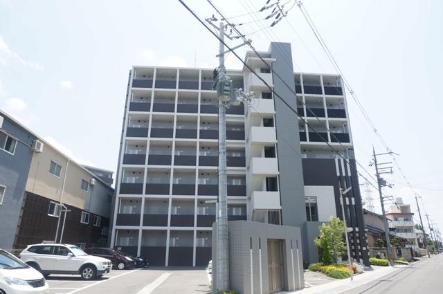 大阪府高槻市、島本駅徒歩16分の築6年 7階建の賃貸マンション