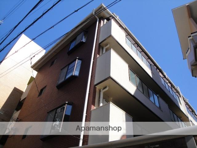 大阪府枚方市、枚方市駅徒歩6分の築28年 5階建の賃貸マンション