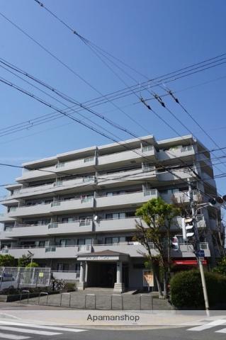大阪府守口市、西三荘駅徒歩8分の築27年 6階建の賃貸マンション