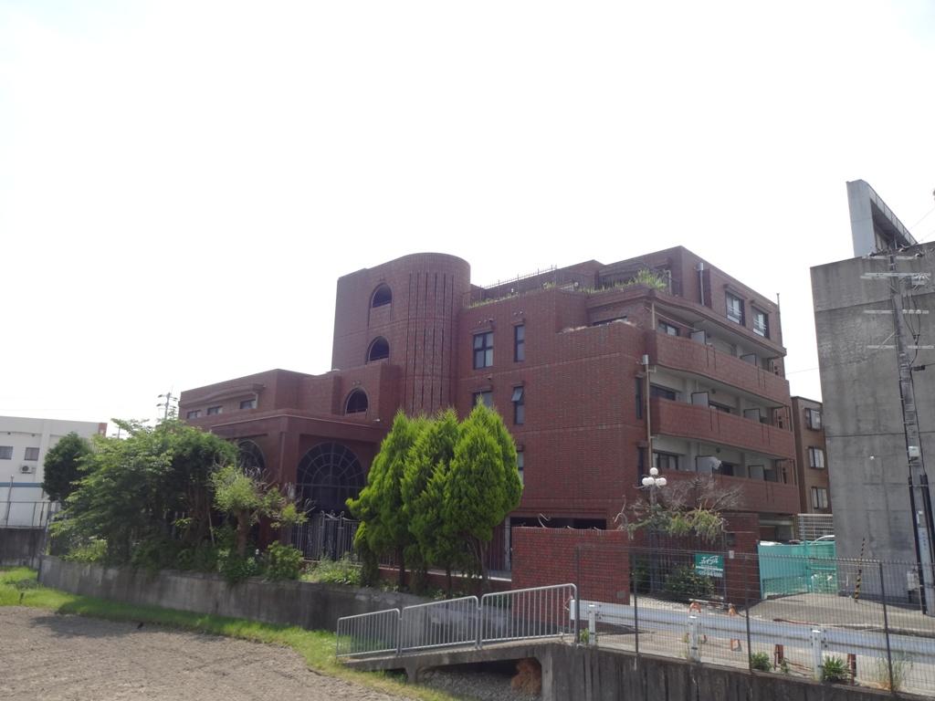 大阪府枚方市、長尾駅徒歩6分の築19年 5階建の賃貸マンション