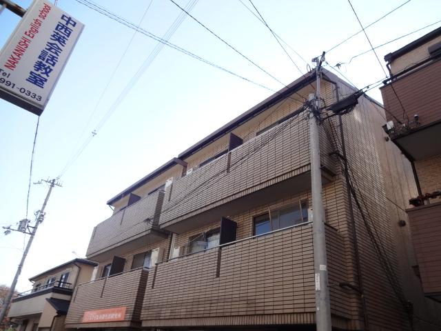 大阪府守口市、西三荘駅徒歩10分の築29年 3階建の賃貸マンション