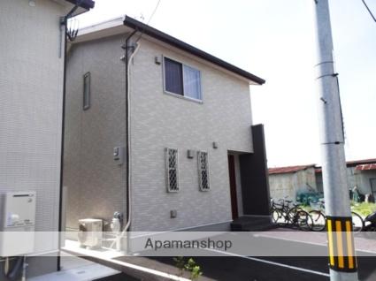 大阪府交野市、郡津駅徒歩19分の新築 2階建の賃貸テラスハウス