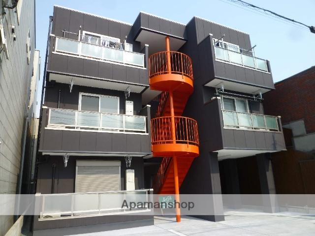 大阪府守口市、守口市駅徒歩7分の築4年 3階建の賃貸マンション