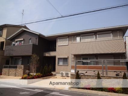 大阪府守口市、土居駅徒歩8分の新築 2階建の賃貸アパート