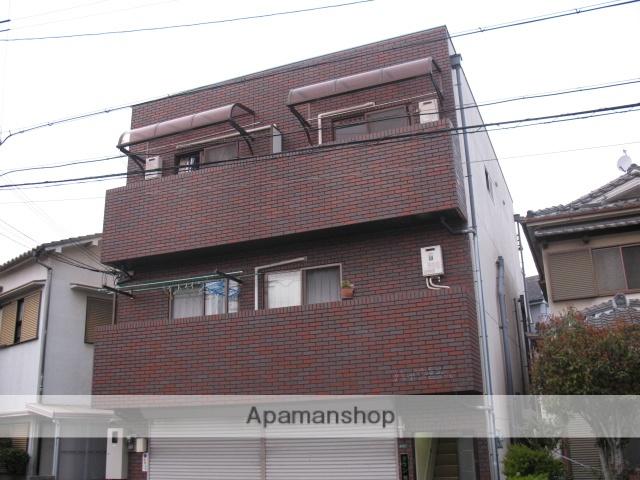 大阪府三島郡島本町、島本駅徒歩3分の築27年 3階建の賃貸マンション