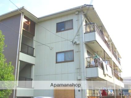 大阪府高槻市、水無瀬駅徒歩20分の築21年 3階建の賃貸マンション