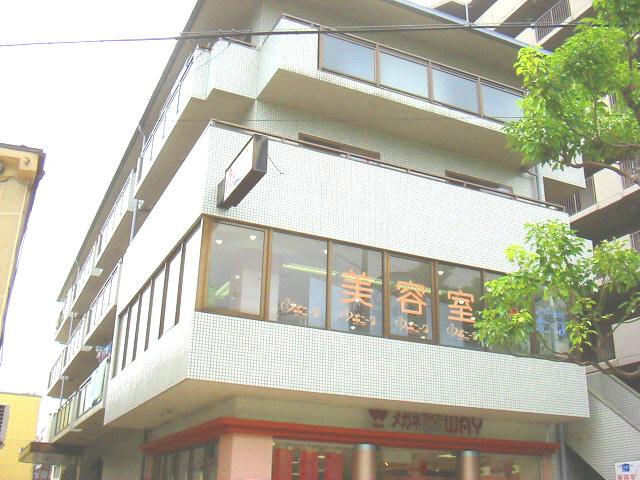 大阪府三島郡島本町、島本駅徒歩7分の築29年 4階建の賃貸マンション
