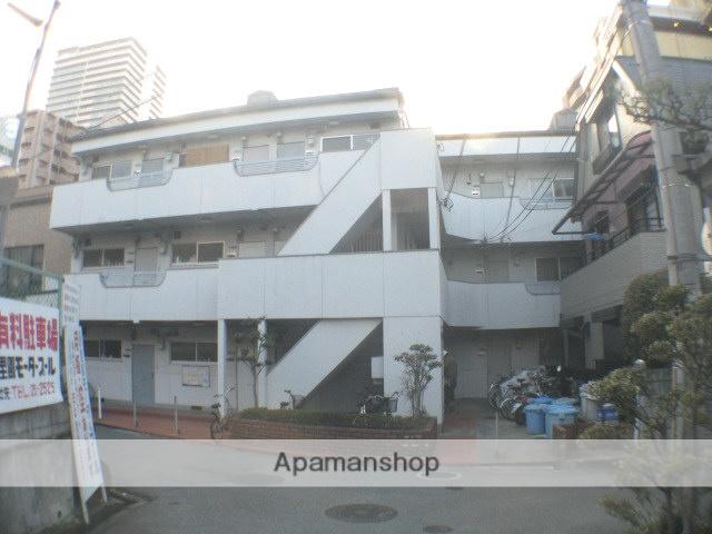 大阪府寝屋川市、光善寺駅徒歩17分の築28年 4階建の賃貸マンション