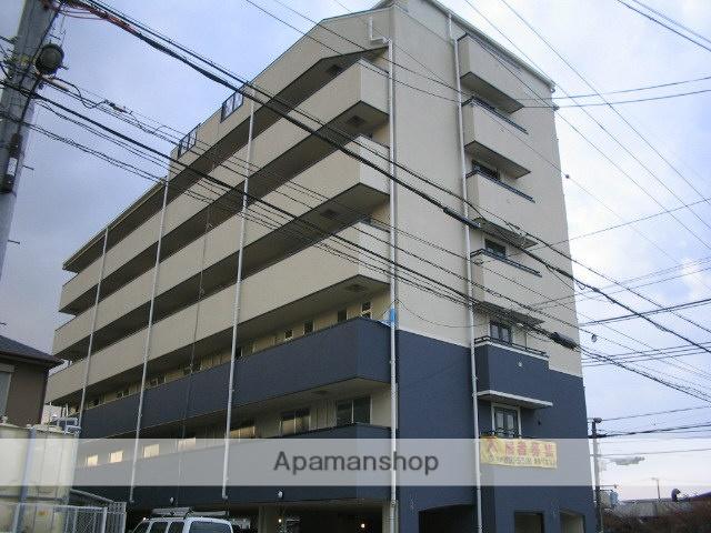大阪府交野市、河内磐船駅徒歩9分の築11年 7階建の賃貸マンション
