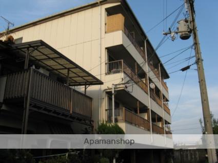 大阪府門真市、大和田駅徒歩23分の築41年 4階建の賃貸マンション