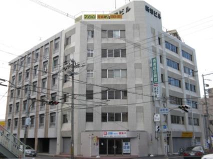 大阪府門真市、古川橋駅徒歩12分の築43年 6階建の賃貸マンション