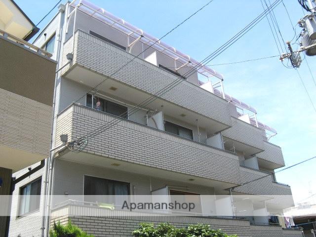 大阪府守口市、萱島駅徒歩17分の築27年 5階建の賃貸マンション