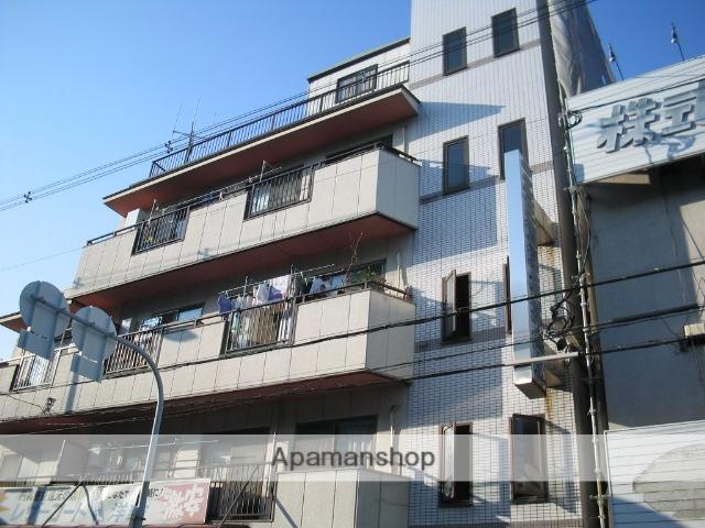 大阪府守口市、守口駅徒歩19分の築27年 4階建の賃貸マンション