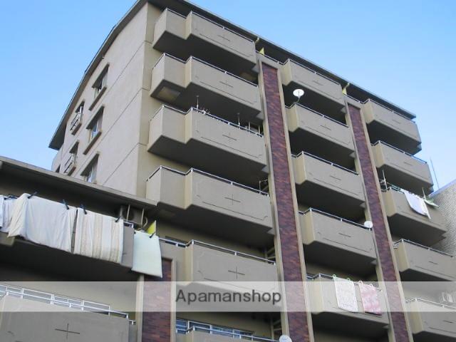 大阪府門真市、大和田駅徒歩19分の築32年 8階建の賃貸マンション