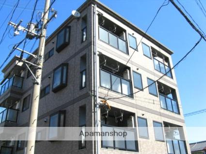 大阪府守口市、萱島駅徒歩20分の築15年 4階建の賃貸マンション