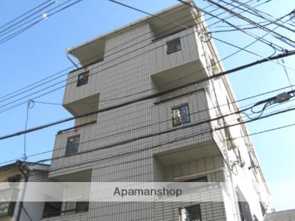 大阪府守口市、守口市駅徒歩4分の築20年 4階建の賃貸マンション
