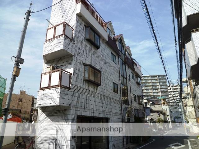 大阪府守口市、守口市駅徒歩4分の築28年 4階建の賃貸マンション