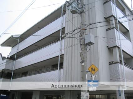 大阪府守口市、西三荘駅徒歩13分の築26年 4階建の賃貸マンション