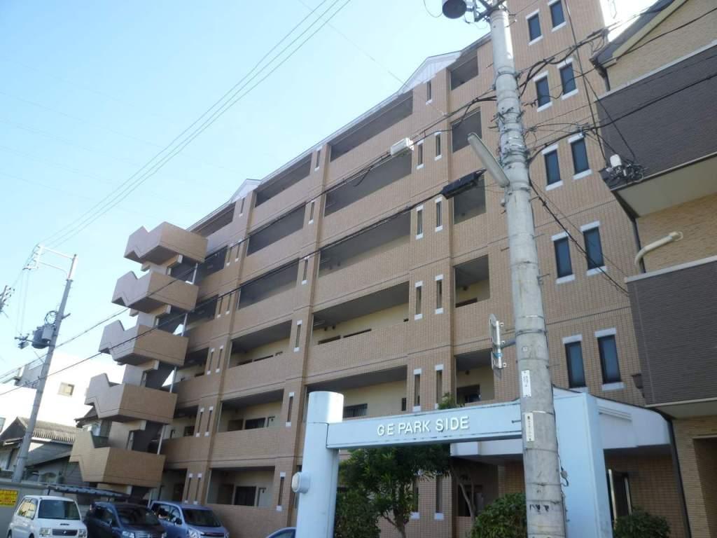 大阪府守口市、鶴見緑地駅徒歩20分の築23年 6階建の賃貸マンション