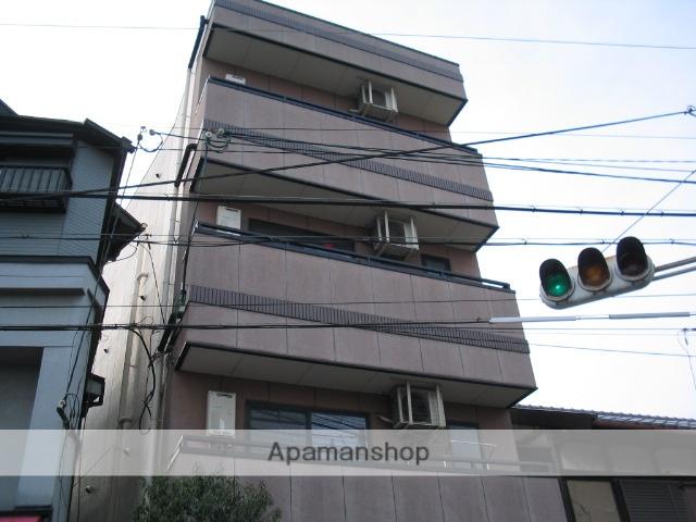 大阪府守口市、守口市駅徒歩15分の築23年 4階建の賃貸マンション