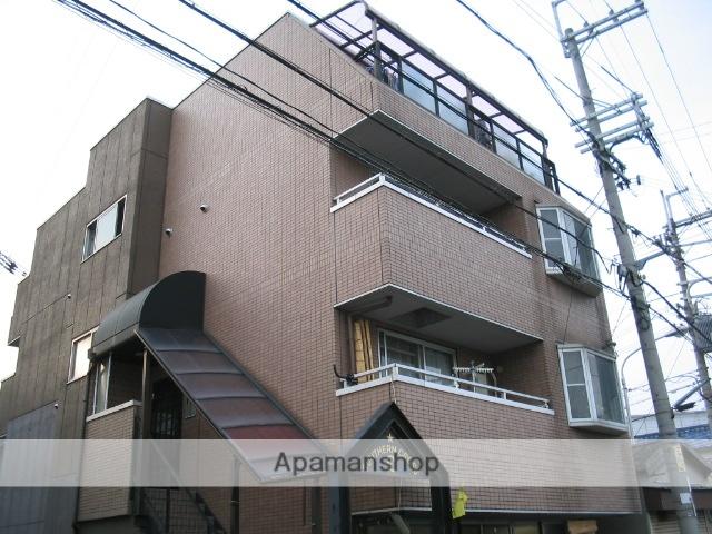 大阪府守口市、守口市駅徒歩20分の築26年 4階建の賃貸マンション