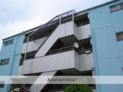 大阪府門真市、大和田駅徒歩9分の築28年 4階建の賃貸マンション