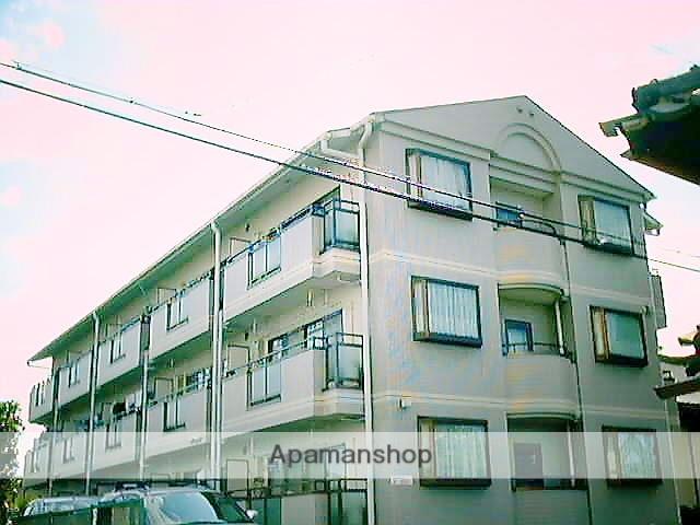 大阪府枚方市、長尾駅徒歩8分の築23年 3階建の賃貸マンション